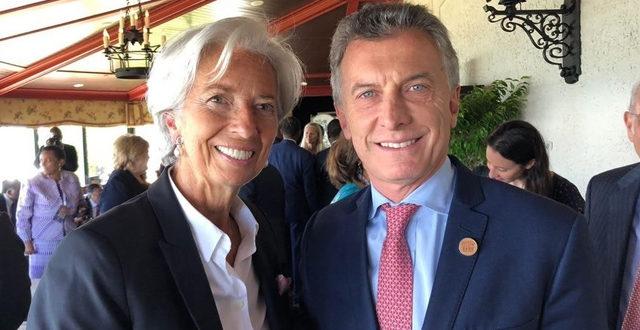 17/06/02018 – Clarín – Sobre los paraguas que hacen llover y el FMI
