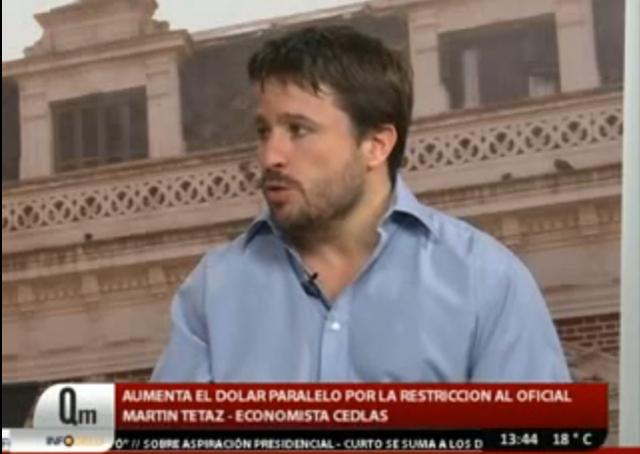 15-05-2012 QM Noticias – Entrevista