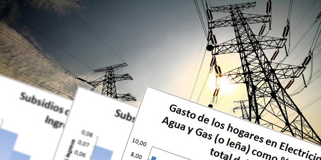 Una breve e imperfecta nota sobre el impacto distributivo de los subsidios energéticos