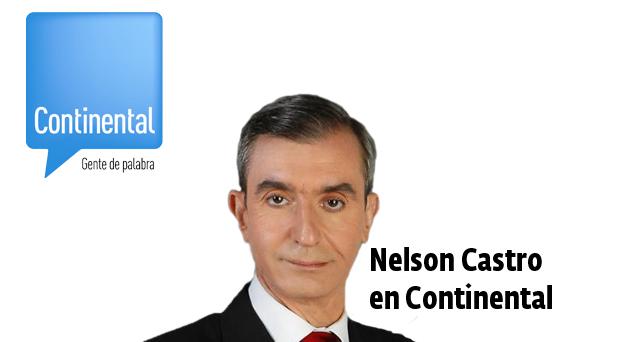 24/12/2014 – Radio Continental – Nelson Castro
