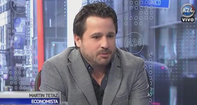 "18-04-2015 – América24 ""El Inversor"""