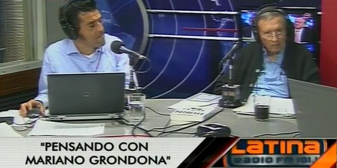 "10/05/2015 – ""Pensando con Mariano Grondona"""
