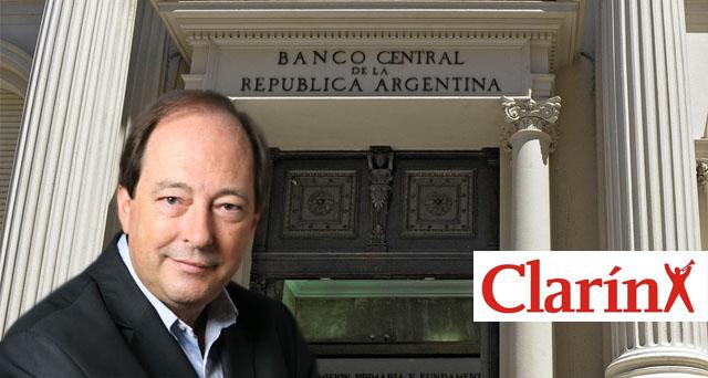 """Entrevista: """"Si gana Sanz, el Banco Central vuelve a depender del Congreso"""""""