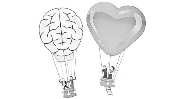 El mito: razón vs. emoción