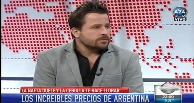 20/08/2015 – Los increibles precios de la Argentina