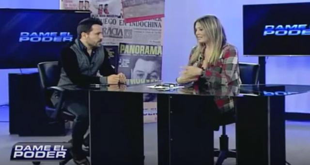 "08/10/2015 – ""Dame el Poder"" – Canal Metro"