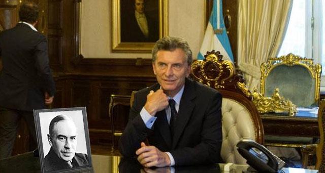 18/12/2015 – Macri, el neokeynesiano