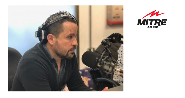 """13/04/2018 – Radio Mitre – """"Por una decisión política, al Banco Central no lo dejan usar las armas contra la inflación"""""""
