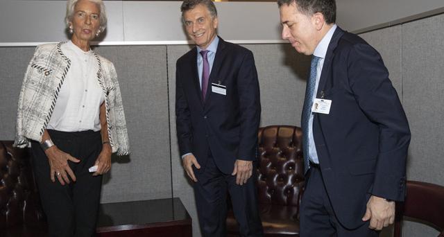 03/03/2019 – Clarín – ¿Cumplir con el FMI o bajar la inflación?, un dilema clave del año electoral