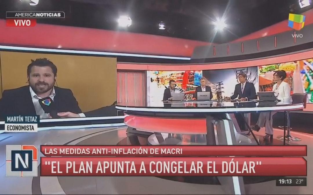 América Noticias – 17/04/2019