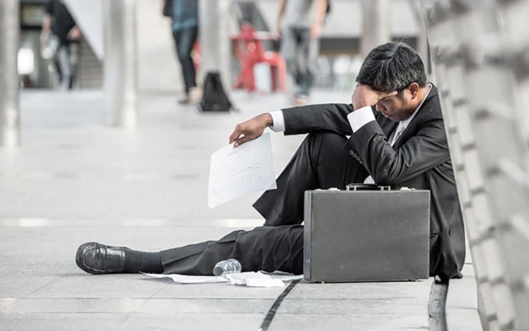 Un millón cuatrocientos mil empleos menos