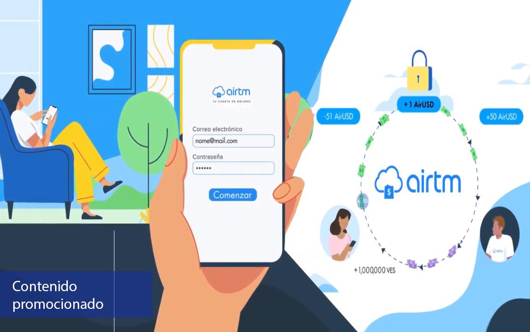 Airtm: el uber del dólar