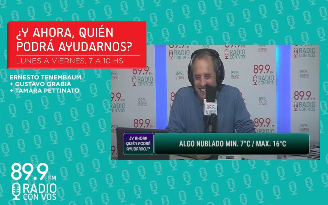 Radio con Vos – 26/07/2021