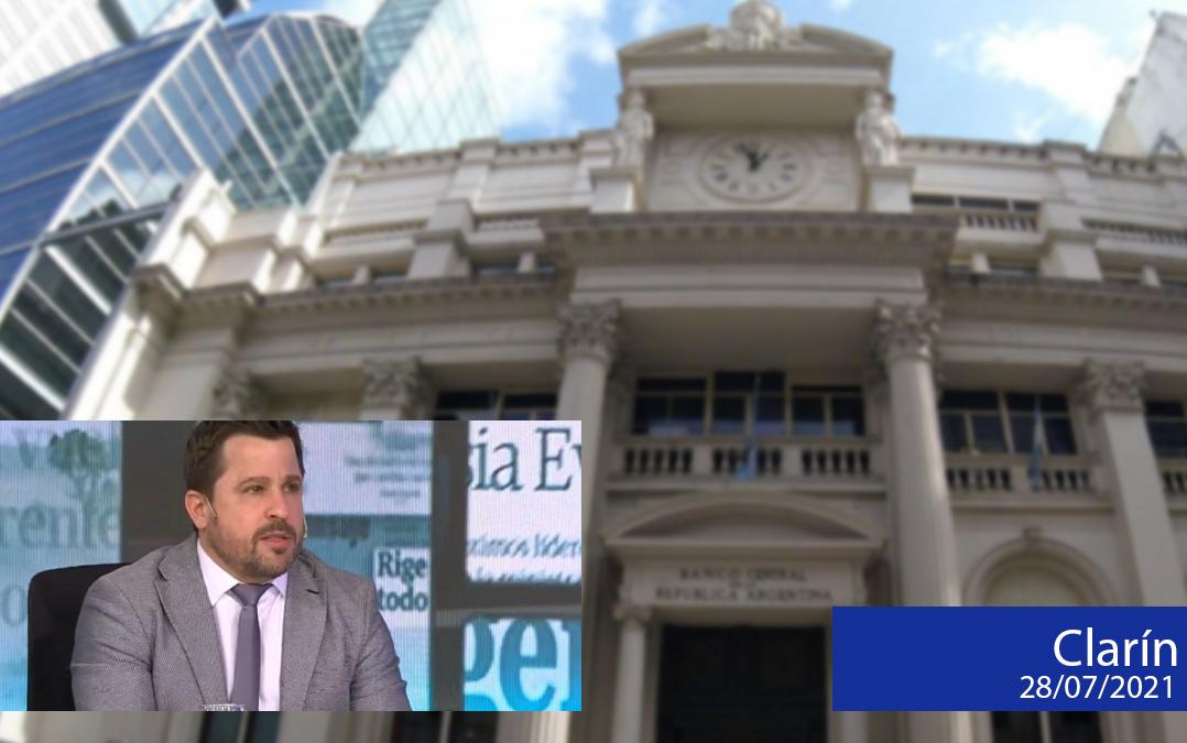 Martín Tetaz invitó a los candidatos K a acompañar un proyecto sobre el Banco Central