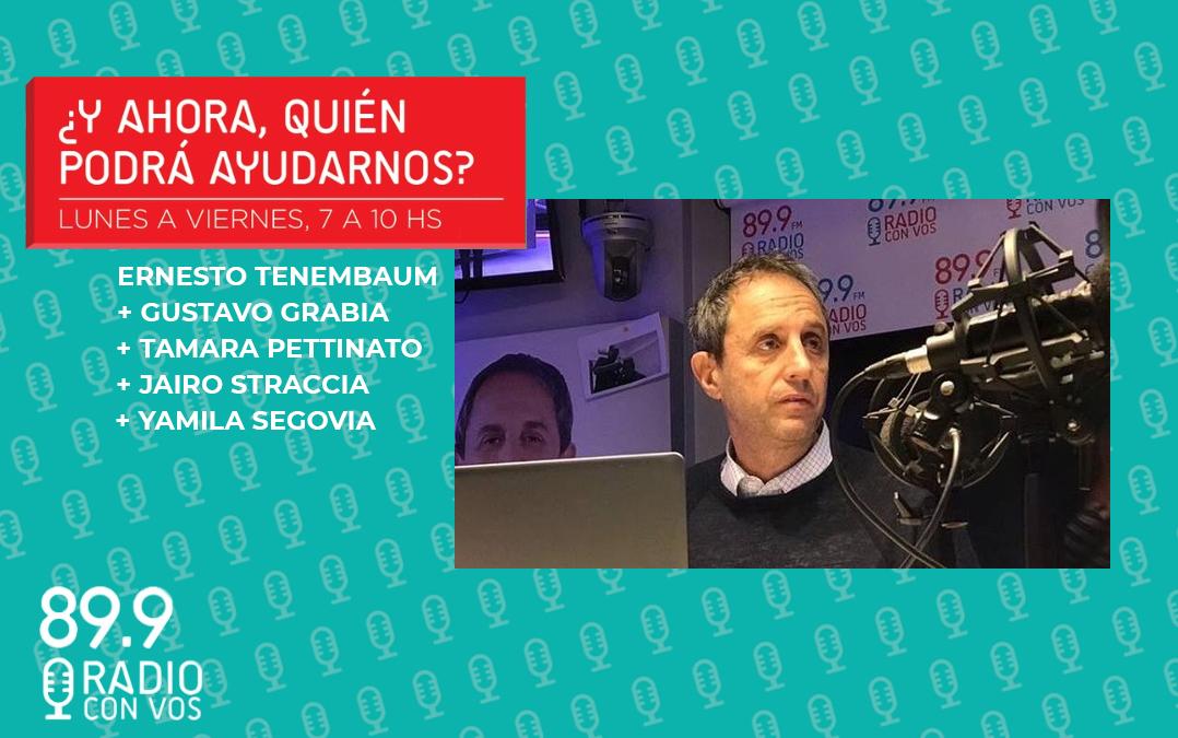Radio con Vos – 15/10/2021